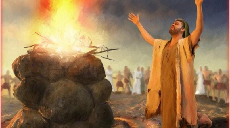 Profeta Elías Baal