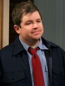 Spence Olchin (Patton Oswalt)
