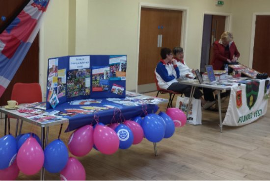 presentation tables library launch