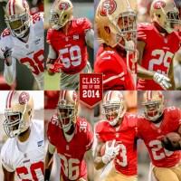 San Francisco 49ers 2014: Valutazione dei Rookies