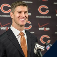 General Manager Per Un Giorno: Chicago Bears Draft 2015