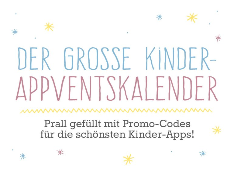Kinder App Adventskalender