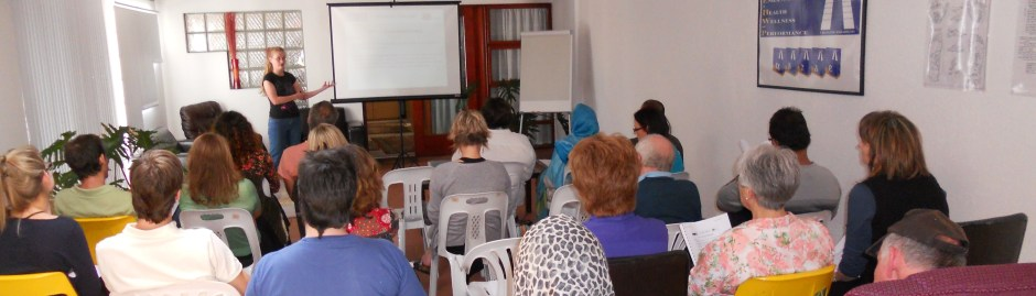 Nicky Davies EFT Cape Town and Johannesburg