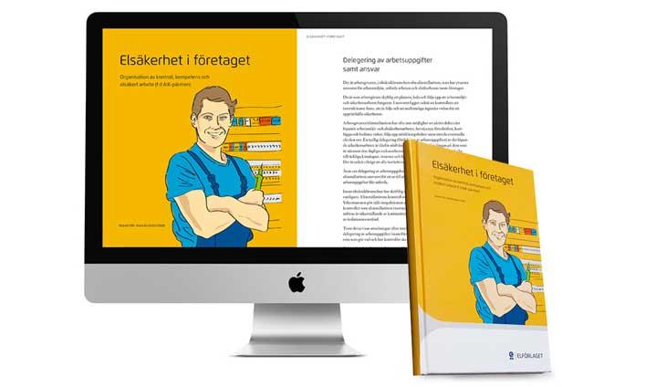 Boken Elsäkerhet i företaget