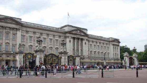 Buckingham-Palace-londres