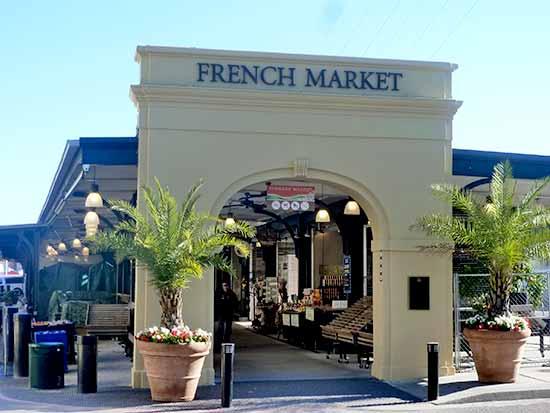 Nouvelle-Orléans-FRENCH-MARKET