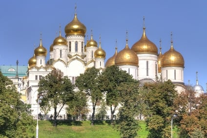moscou russie églises orthodoxes
