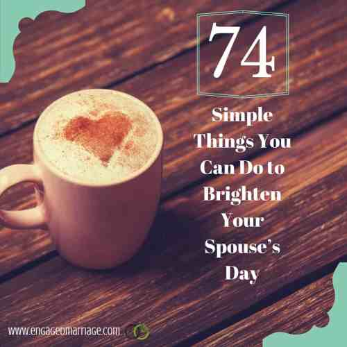 74 Simple Things