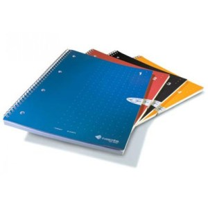 livescribe single subject notebook 4-pack (#1-4)