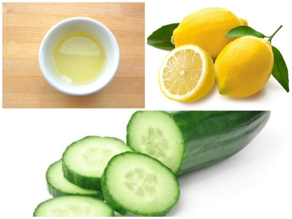 Enhancements Cosmetic Surgery - 5 Homemade Masks For Facelift - Egg Lemon Cucumber