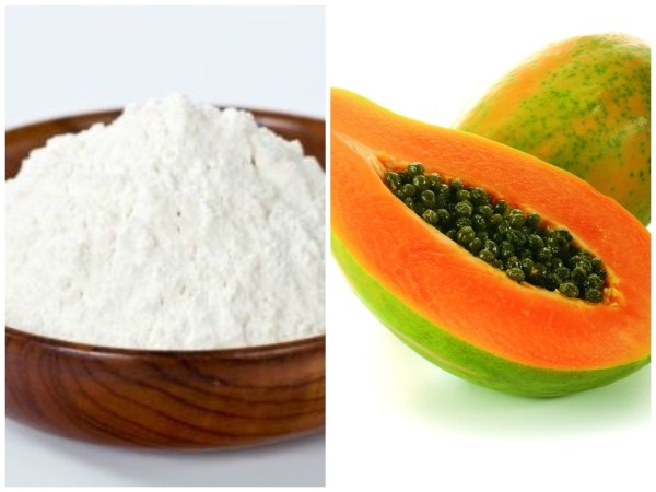 Enhancements Cosmetic Surgery - 5 Homemade Masks For Facelift - Rice Flour Papaya