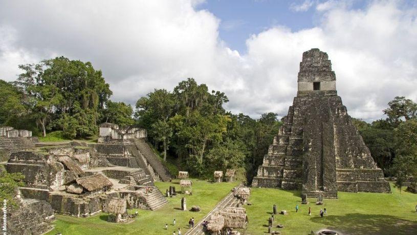 Templo Gran Jaguar, Tikal Peten