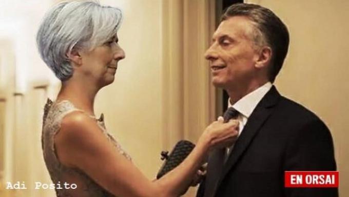 El plan secreto que está acordando Macri con el FMI