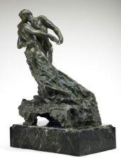 Camille Claudel, La Valse Les Valseurs, 1889 – 1905. Sculpture en bronze, Collection Lucile Audouy © Thomas Hennocque