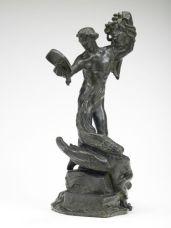 Camille Claudel, Persée et la Gorgone, 1899 – 1905. Sculpture en bronze, Collection Lucile Audouy © Thomas Hennocque