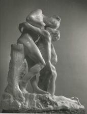 Camille Claudel, Vertumne et Pomone, 1886 – 1905. Sculpture en marbre, Musée Rodin, Paris. © Musée Rodin, photographie Christian Baraja