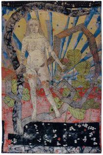 Kiki Smith, Earth, 2012. Jacquard tapisserie © Magnolia Editions