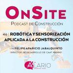 robótica aplicada a la construcción