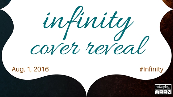 infinity cover reveal Cover Reveal: Infinity by Jus Accardo