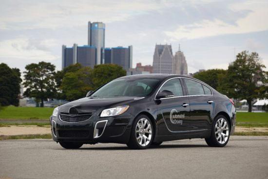 © GM Company | Opel Insignia als Technologieträger: Zeigt automatisiertes Fahren bei niedriger und hoher Geschwindigkeit