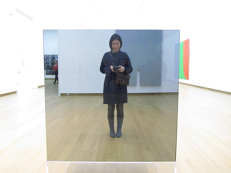 Minsun Kim portrait