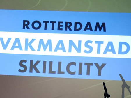 Rotterdam Skill City Henk Oosterling