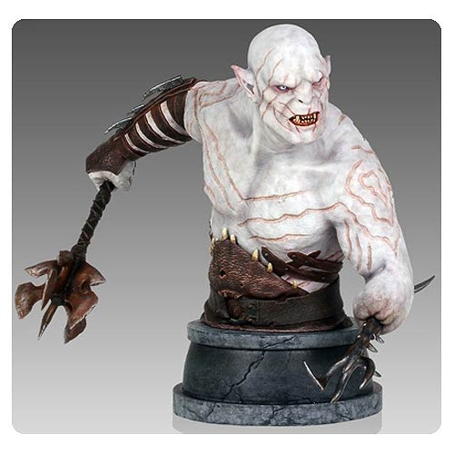 The Hobbit Azog Mini-Bust