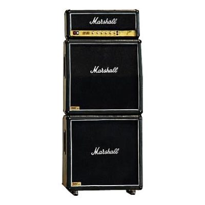 Marshall Full Stack Amp Statue - Knucklebonz - Music - Statues at Entertainment Earth