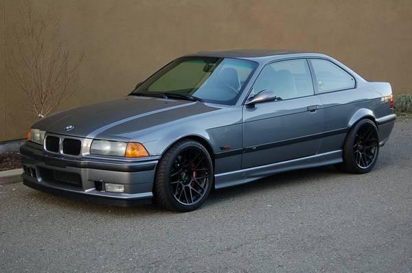 Clean 550whp LSX E36 M3 – For Sale