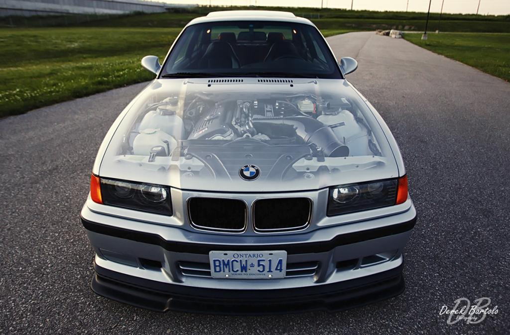 S54 Powered E36 328is