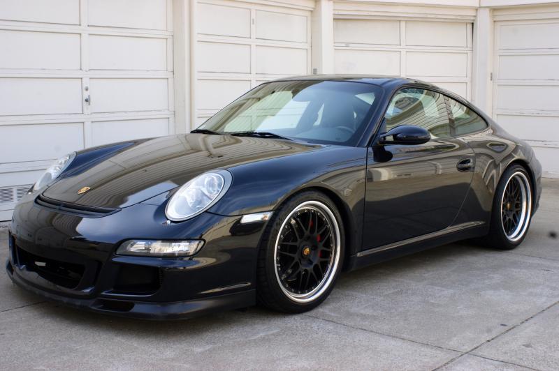 997 Carrera S – Delicious Basalt Black
