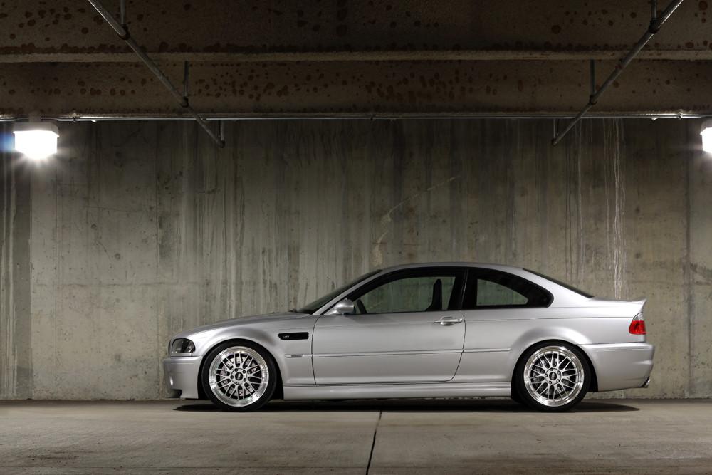 ESS Supercharged E46 M3 – Silver Beauty