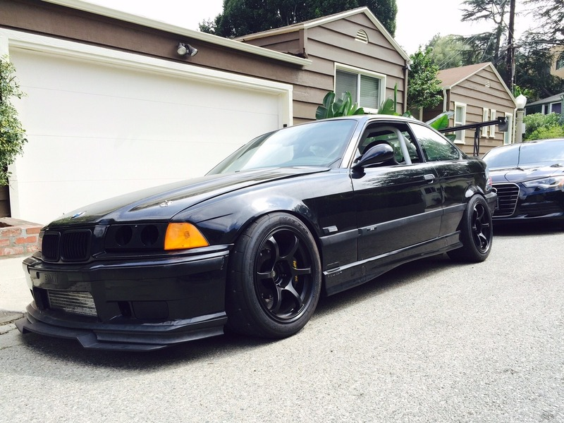Supercharged E36 M3 Track Car – All the Goods