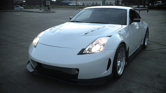 Twin Turbo 350Z Greddy, Amuse Superleggera – For Sale