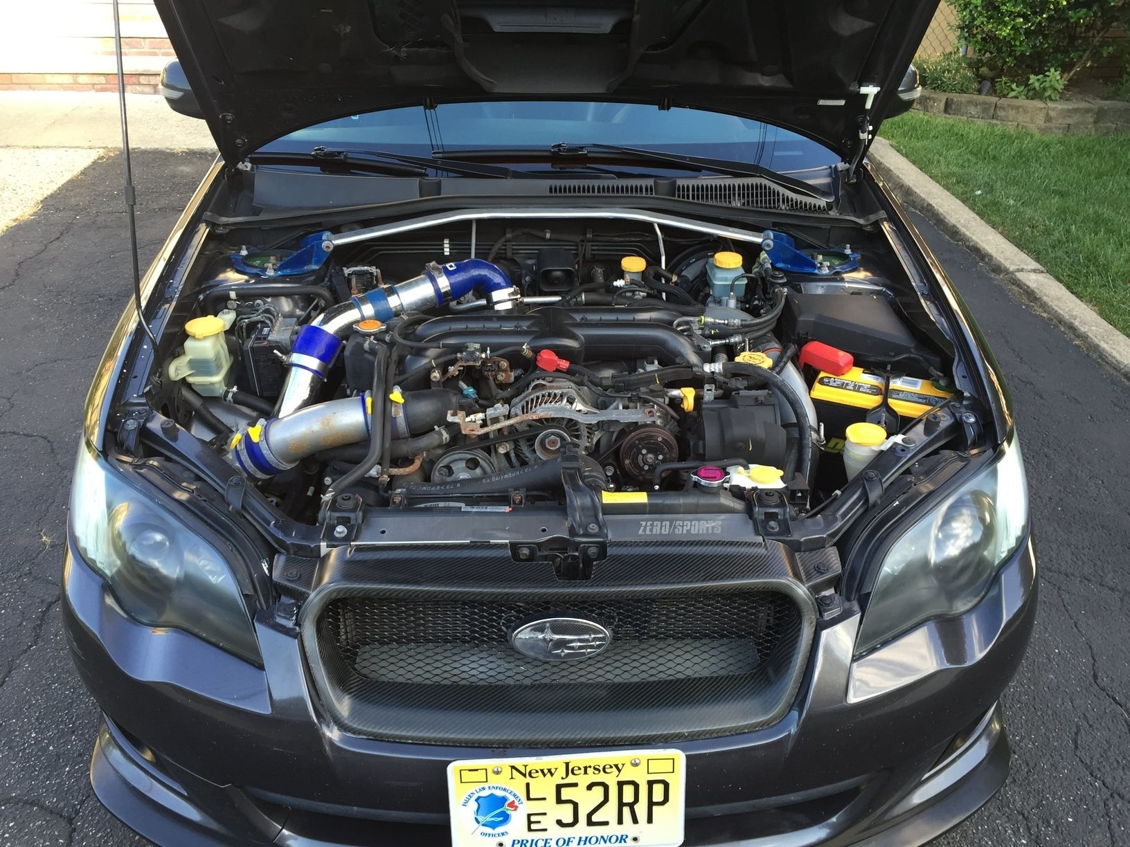 Stage 3 Subaru Legacy Spec B, Clean Daily Driver