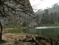 La sequía acaba con dos lagunas en los Cuchumatanes