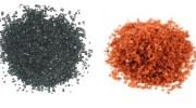 Tipos de sal: