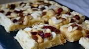 Tarta de castañas con nueces