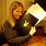Playboy: fotos da Adriane Galisteu nua na edio de agosto