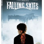 Falling Skies dvd blu-ray