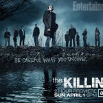 Pôster da segunda temporada de The Killing