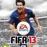 Confira as capas de FIFA 13 para Xbox 360 e PS3