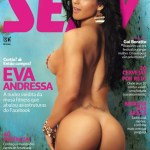 Sexy: fotos da Eva Andressa na edio de maro