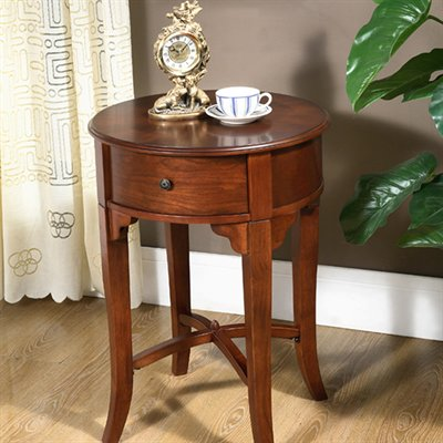 Vintage Entryway Furniture: Distressing A Wood Table