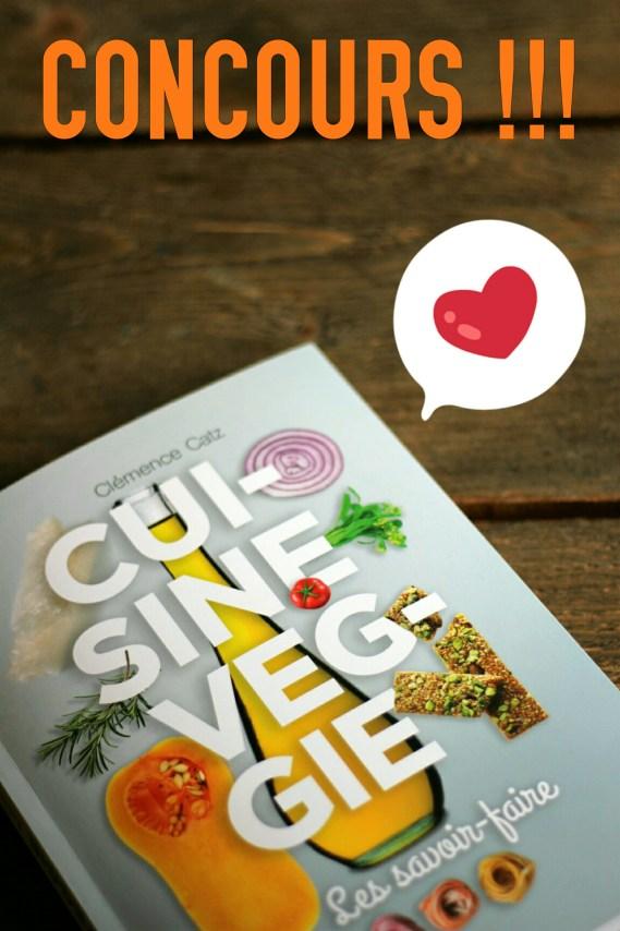 Cuisine veggie, de Clémence Catz, le bouqin indispensable à tous les végéta*iens en herbe. Plus que des recettes, des techniques et des infos nutritionnelles pour être bien dans son assiette