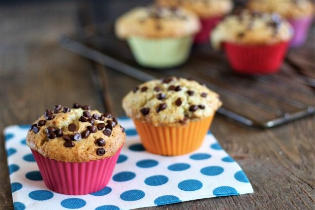 Recette de base : Muffins vegan