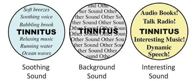 (b) Patients are empowered to make informed decisions about self-management and further tinnitus intervention options 1