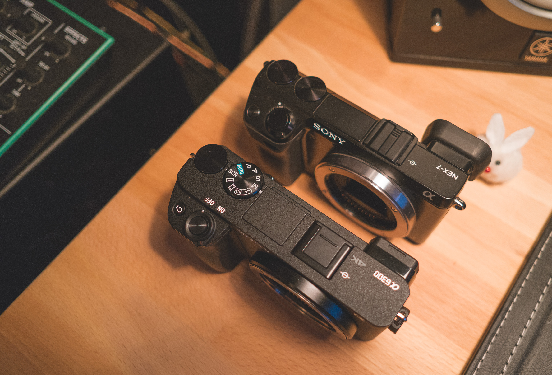 Fullsize Of Sony A6300 Vs A6000