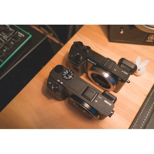 Medium Crop Of Sony A6300 Vs A6000