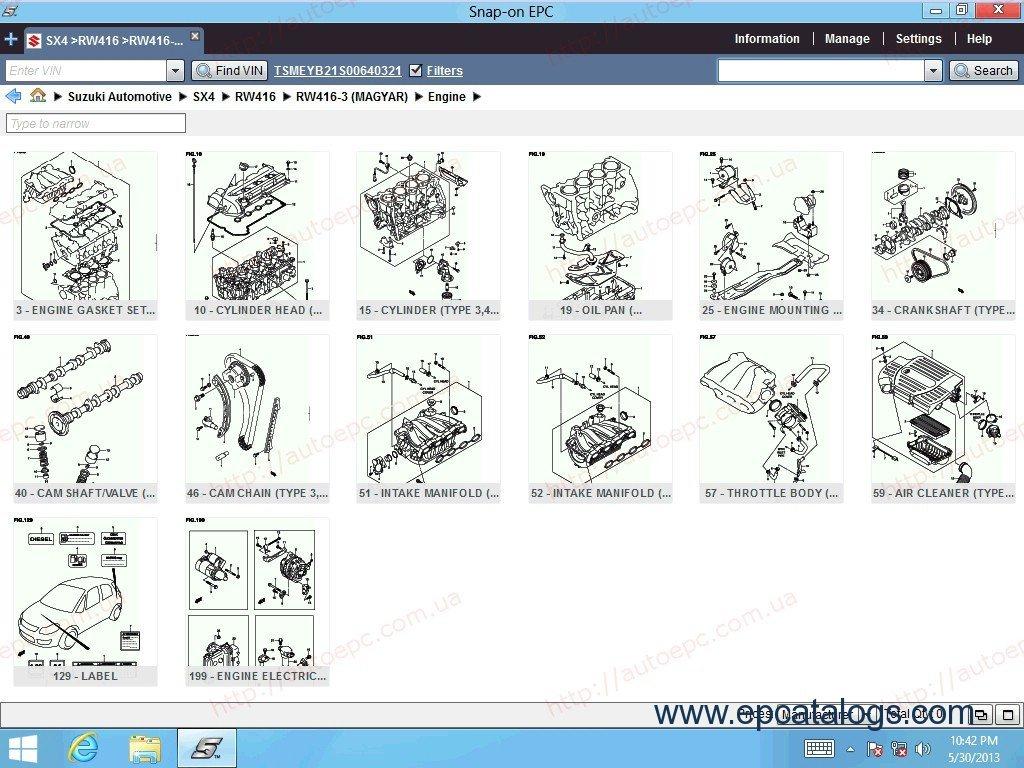 Suzuki Grand Vitara 2007 Parts Diagram 2006 Fuse Box Trusted Wiring